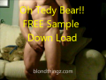 Oh Yeah!! Teddy Bear -  teaser (free download)